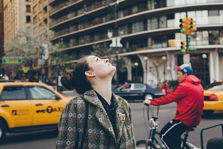 Camila on the Austin to Boston tour