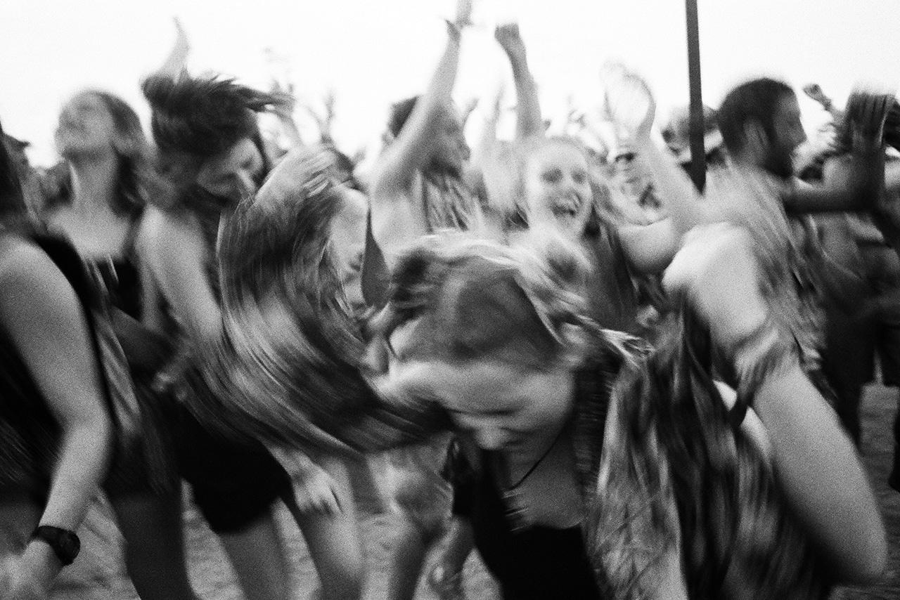 Euphoric spirt captured at Bonnaroo Music Festival