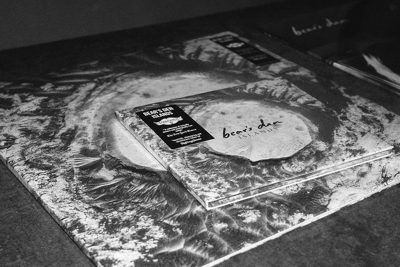 CD and Vinyl artwork for Bear's Den album